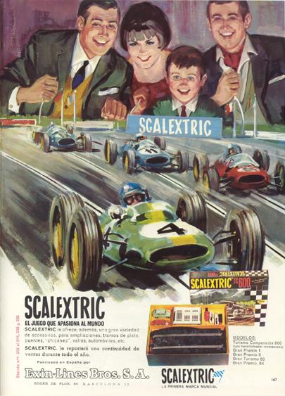 Scalextric (1967) 1