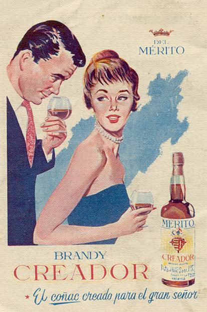 Brandy Creador (1960) 1