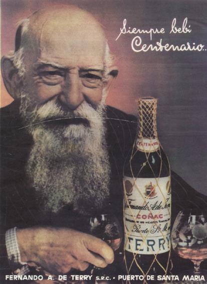 Coñac Terry Centenario (1958) 1
