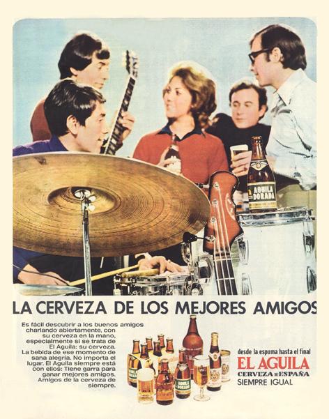 Cerveza El Águila (1972) 1