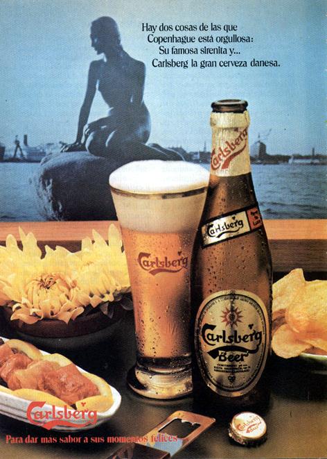 Cerveza Casberg (1978) 1