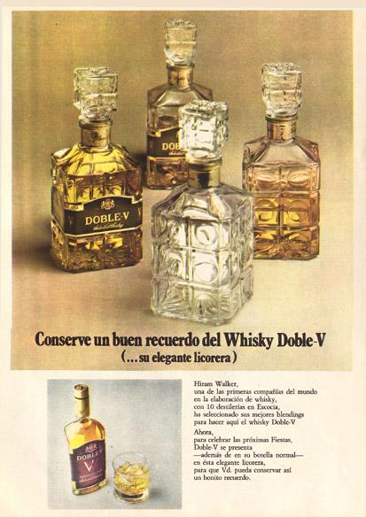 Whisky Doble-V (1975) 1