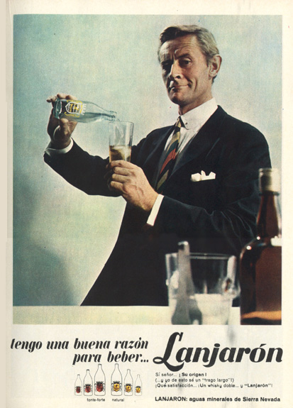 Agua Mineral Lanjaron (1968) 1