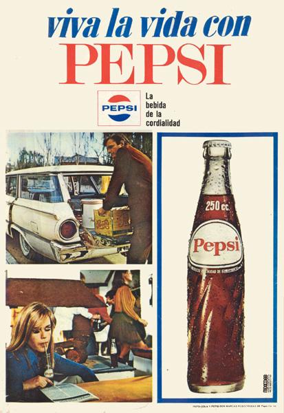 Pepsi (1968) 1