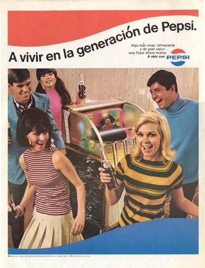 Pepsi (1967) 1