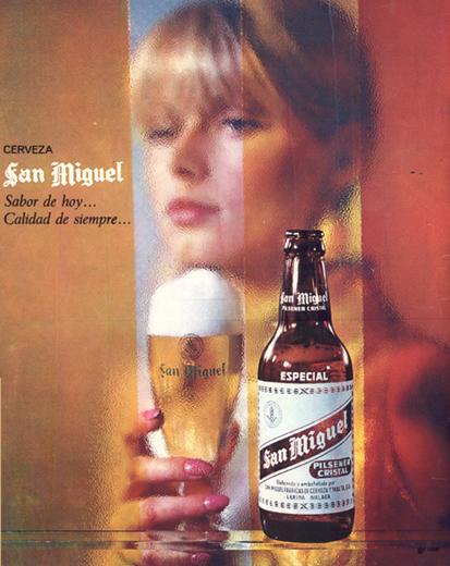 Cerveza San Miguel (1966) 1