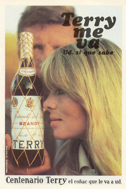 Coñac Terry Centenario (1966) 1