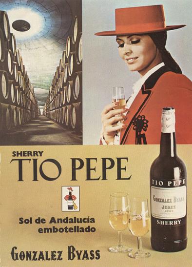 Sherry Tío Pepe (1972) 1