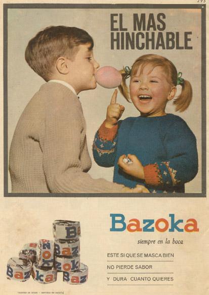 Chicle Bazoka (1964) 1