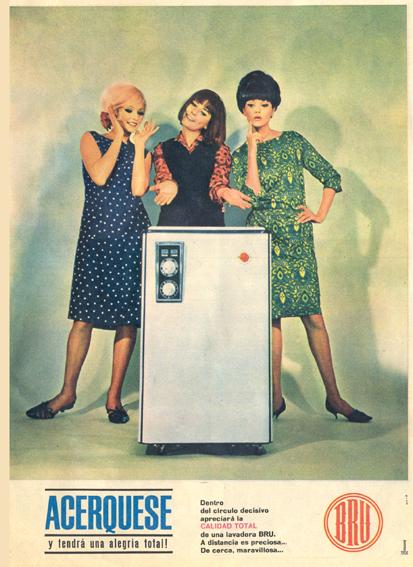 Lavadoras Bru (1964) 1