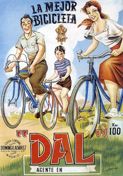 Bicicletas Dal (1950) 1