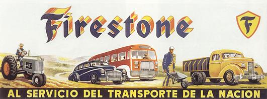 Recambios Firestone (1950) 1