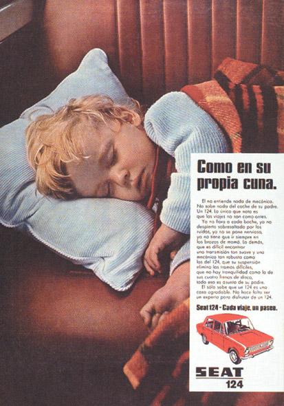 Seat 124 (1971) 1
