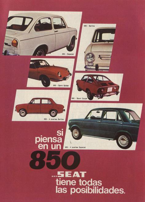 Seat 850 (1971) 1