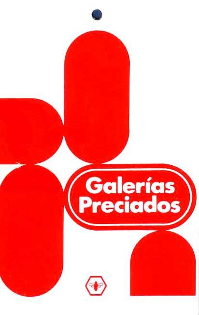 Galerías Preciados (años 80, época RUMASA) 1