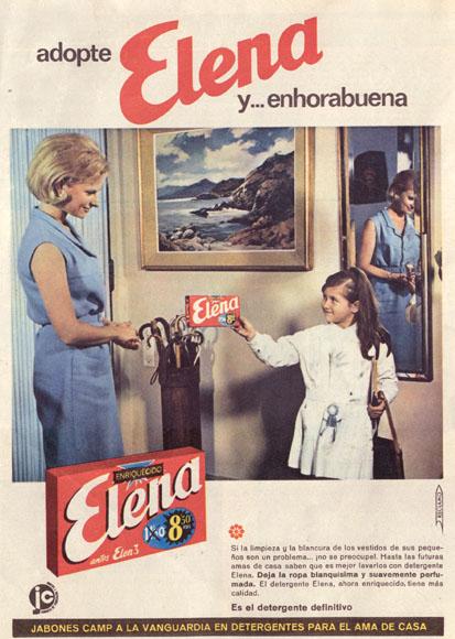 Detergente Elena (1965) 1